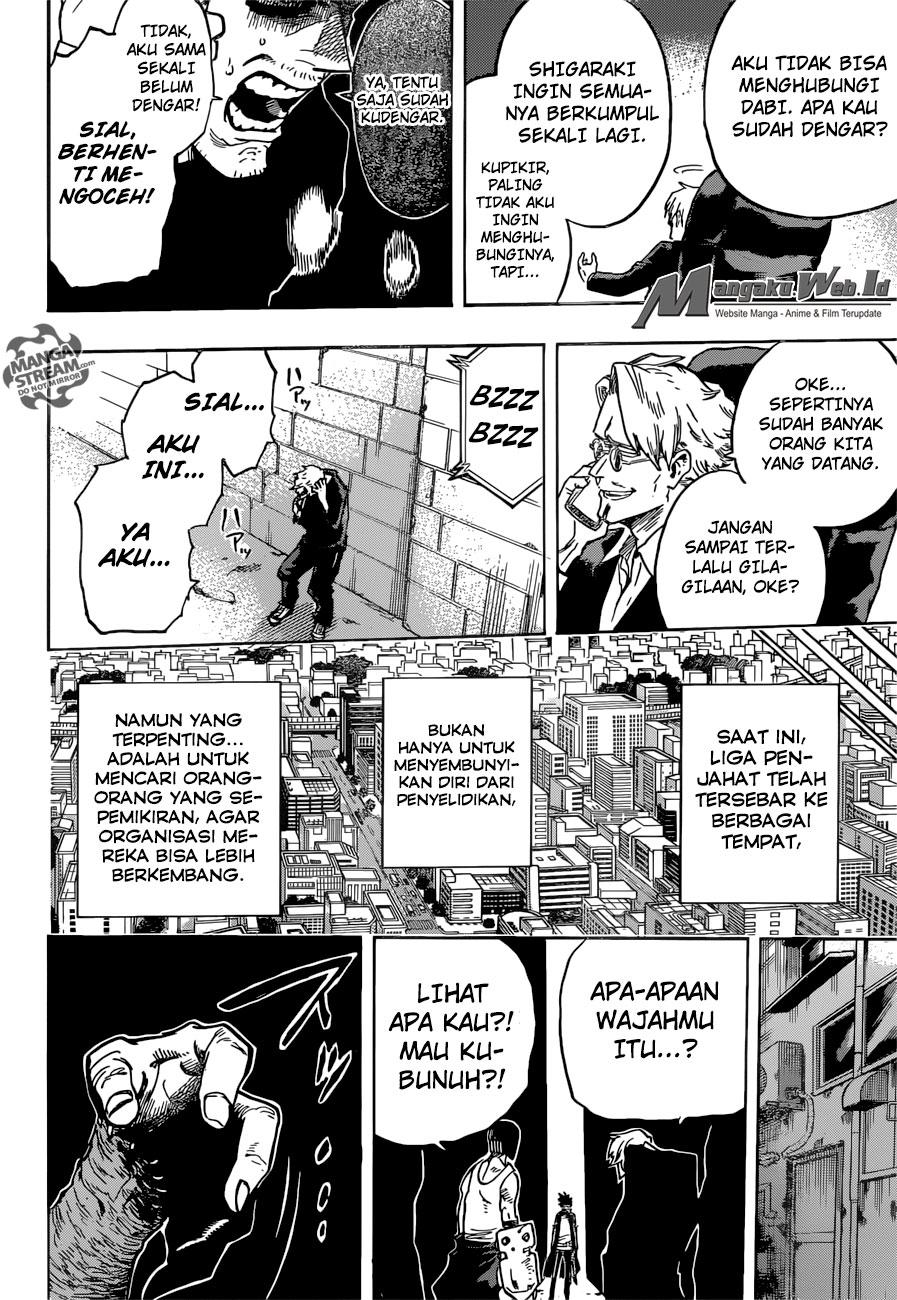 Boku no Hero Academia Chapter 115-9