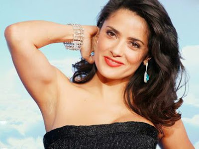 Salma Hayek now wants to become a grandmother