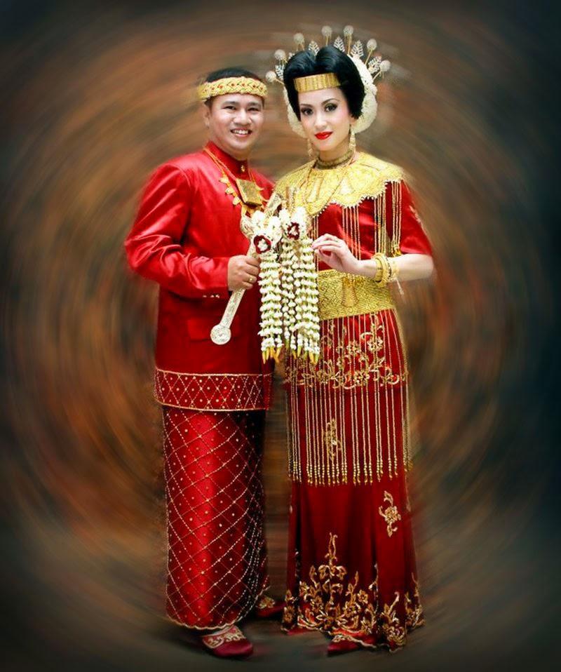 Pakaian adat Sulawesi Selat