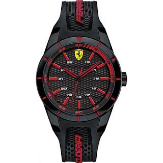 Scuderia Ferrari Red Rev Unisex 0840004
