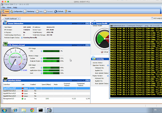Cisco IPS on UNetLab nice and stable