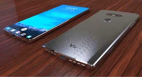 LG V30 G6 Display