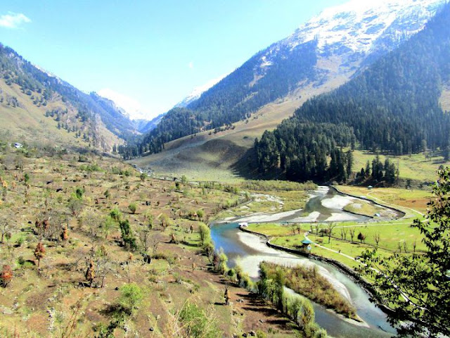 Pahalgam: The base camp for Amarnath