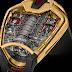 HUBLOTからラフェラーリの超高級な腕時計が登場!