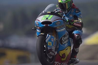 Hasil Lengkap Kualfikasi Moto2 Mugello, Italia 2017
