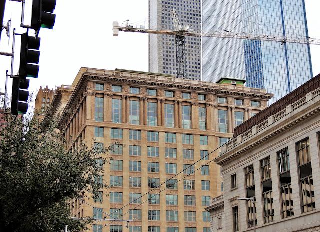 Texaco Building f/k/a Texas Company Building 1111 Rusk Street, Houston, Texas, Downtown 77002