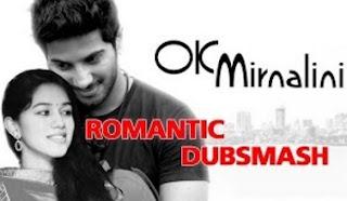 Mirnalini OK Kanmani Romance – Mirnalini Dubsmash