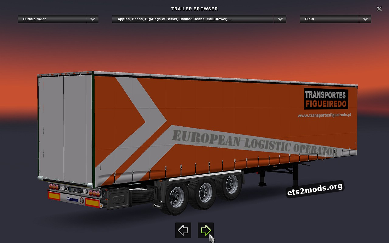 Portugal Pack Trailers