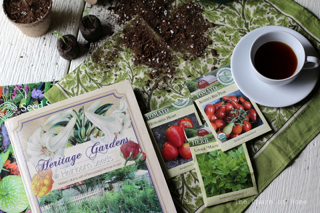Heritage Gardening and Heirloom Seeds