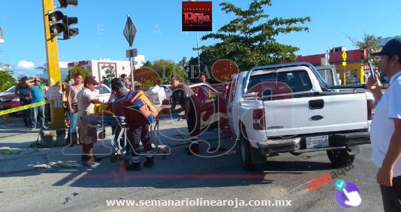 Persecución a balazos provoca accidente en el Arco Vial con saldo preliminar de 1 lesionado