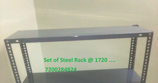 Household Steel Rack for sale in Coimbatore