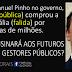 «Manuel Pinho é hoje professor. Que ensinará aos seus alunos?» Paulo Morais