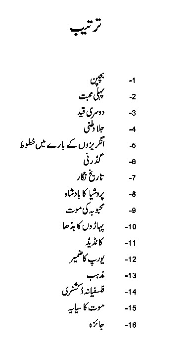 Voltaire books Urdu
