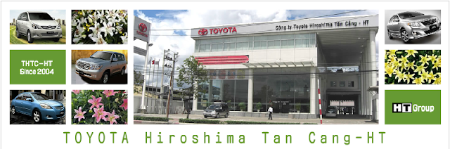 Toyota Hiroshima Tan Cang – New Toyota & Used Car Dealer in Vietnam