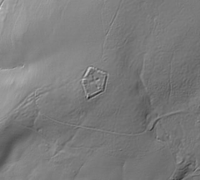 Sankt Märgen (source LIDAR - Geoportal BW)