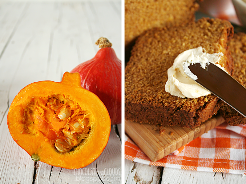 pumpkin bread with whipped maple butter recipe