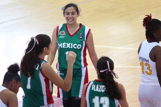 Centrobasket Basketball