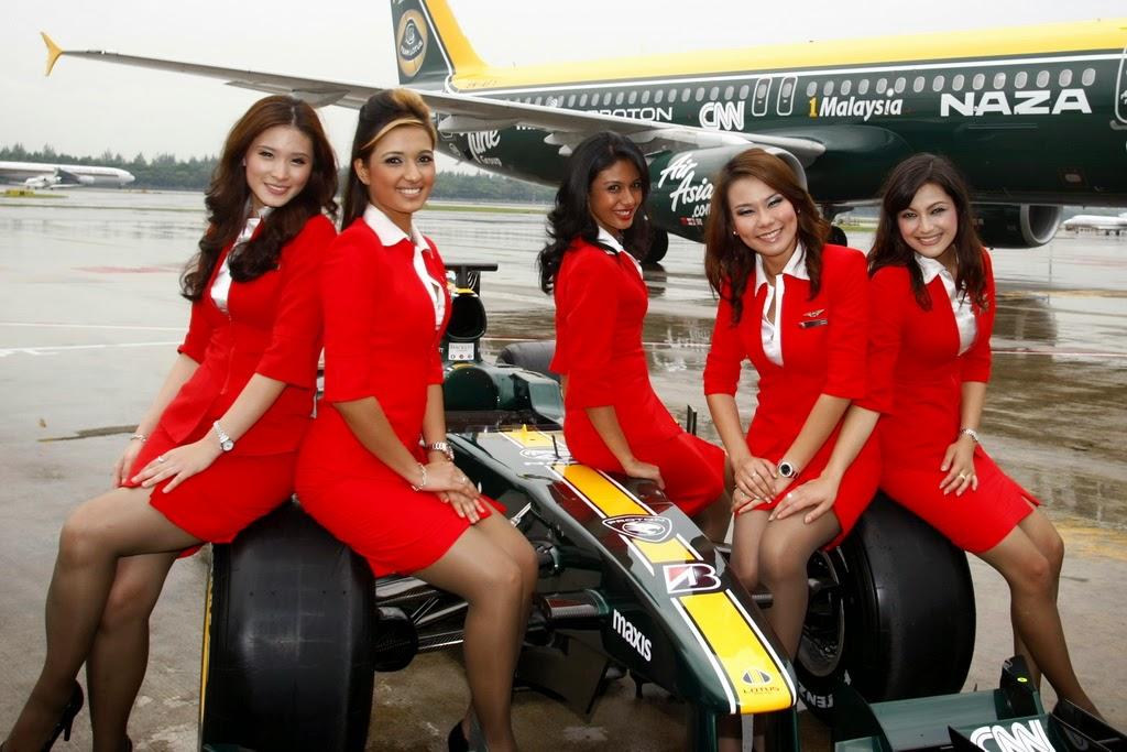Beautiful Red hot Air Asia stewardess Part 2 ~ World ...