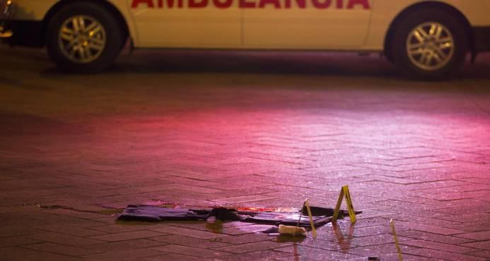 Matan raso en Los Guarícanos; hieren en la cabeza a su hijo de dos años