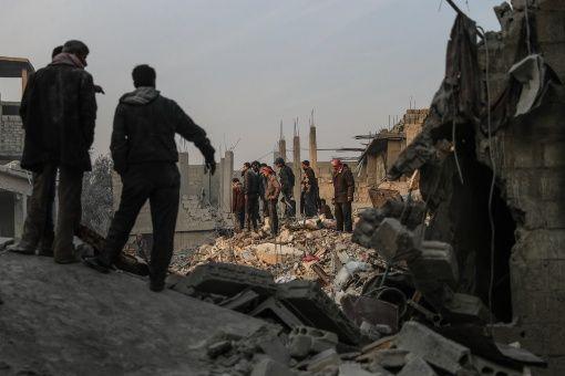 ONU analiza propuesta de cese al fuego en Siria