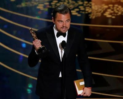 Ngôi sao Titanic đoạt giả Oscar sau 20 năm chờ đợi