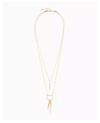 Stella & Dot's Quill Necklace - www.stelladot.com/wcfields