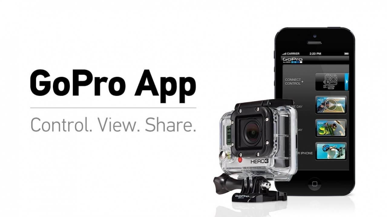 Aplikasi Kamera GoPro