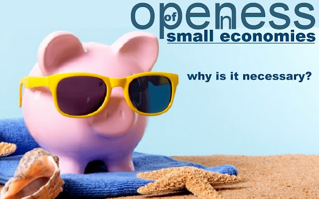OPINION | Openness of the Small Economies : Why Is It Necessary?