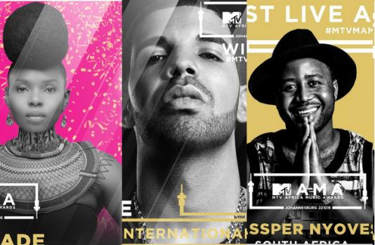 MTV Africa Music Awards 2016: Full list of winners