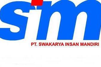 Lowongan Kerja PT. Swakarya Insan Mandiri Pekanbaru September 2018