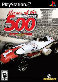 Indycar 500 PS2
