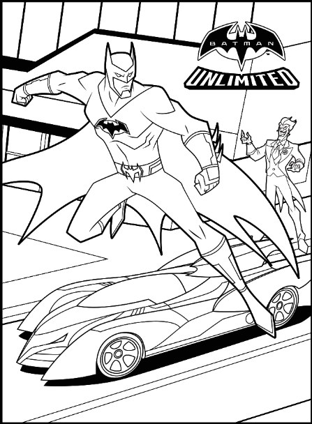 happy meal coloring pages | BAT - BLOG : BATMAN TOYS and COLLECTIBLES: New 2015 # ...
