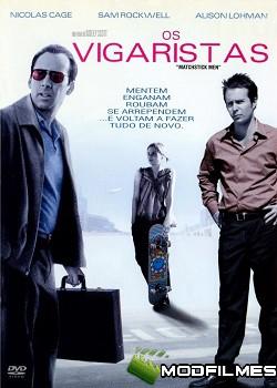 Capa do Filme Os Vigaristas