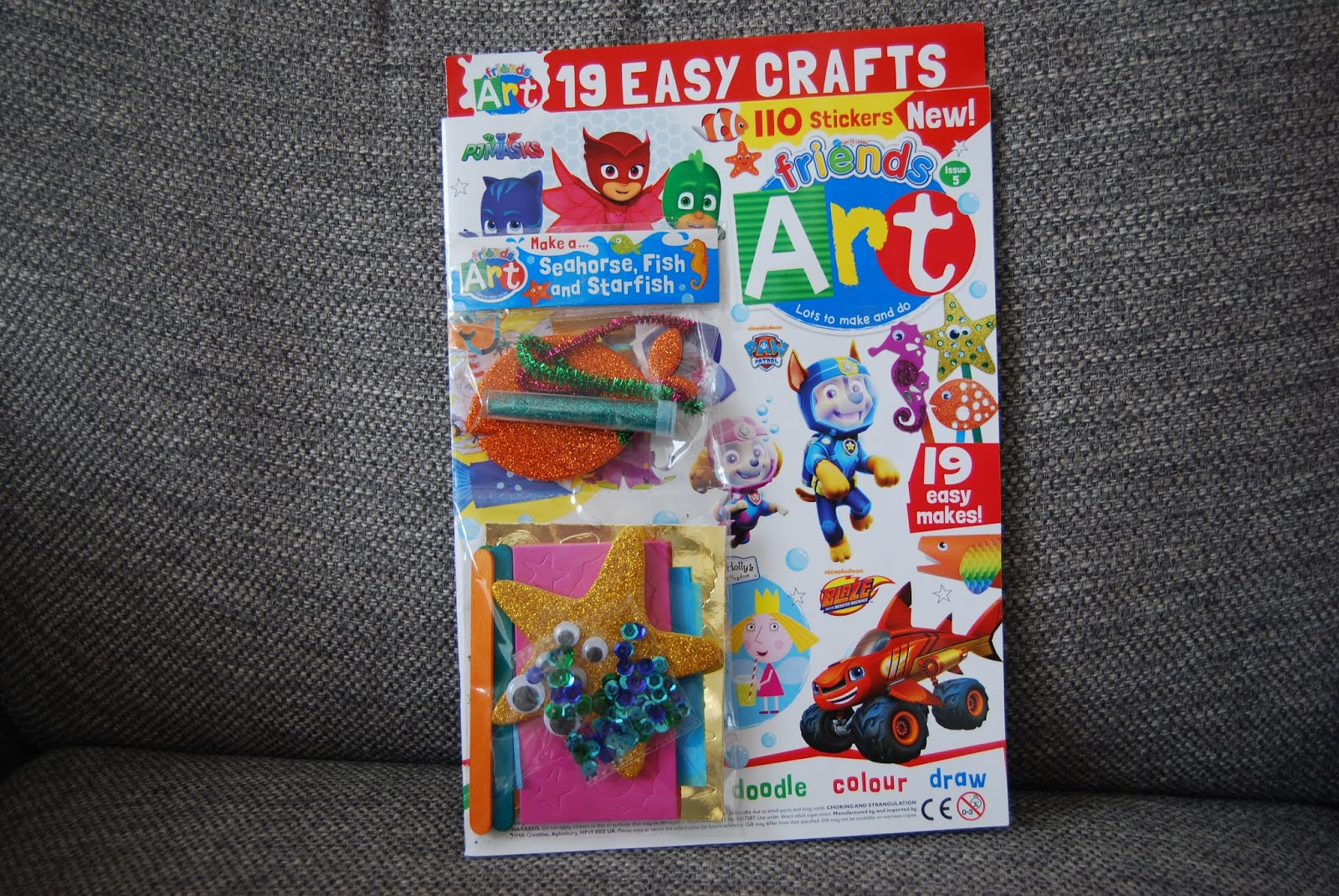 Chic Geek Diary Fun To Learn Friends Art Magazine Review