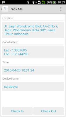 trackme app instal