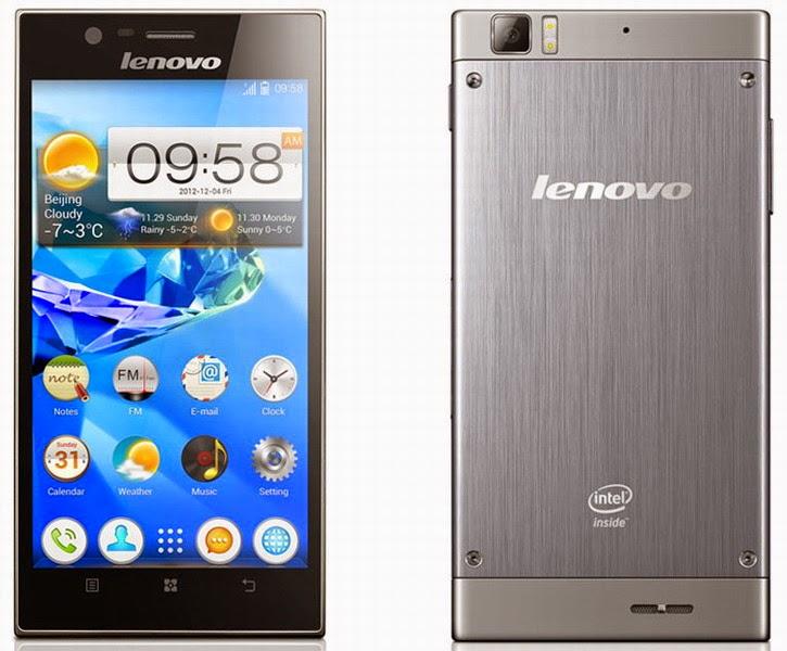 Harga Lenovo K900