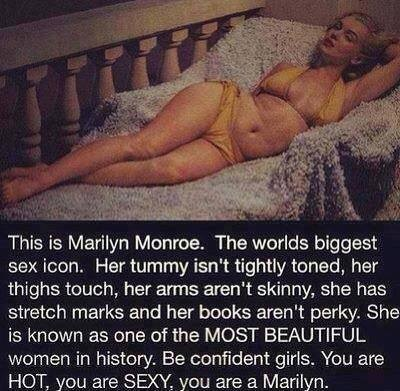thick girl quotes tumblr