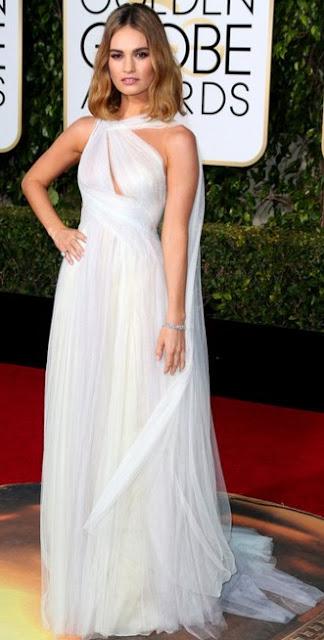 Lily%2BJames%2BMarchesa - Globos de Ouros/ Golden Globes 2016