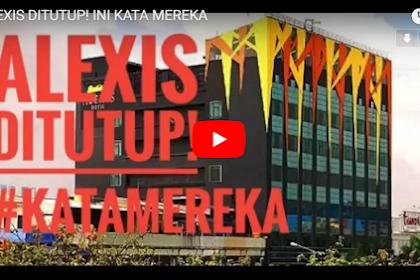 Inilah Video Mengejutkan Tanggapan Masyarakat Mengomentari Hotel Alexis Yang Ditutup