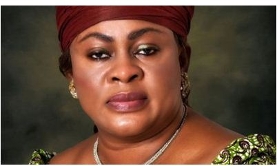 Identity of ex-female minister who allegedly owns N2.5bn In housemaid's account revealed (see photo)