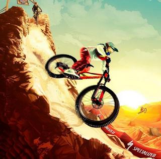 5 Game Balap Sepeda BMX di HP Android Terbaik 2017