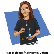 https://www.facebook.com/KelthesMiniGuitars