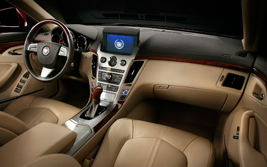 2015 Cadillac CTS Interior High Resolution | gee-thedreamer