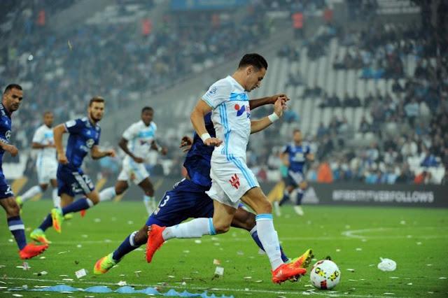 Thauvin OM Ligue 1