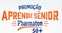 Promoção Aprendiz Sênior Pharmaton 50+ www.aprendizpharmaton.com.br