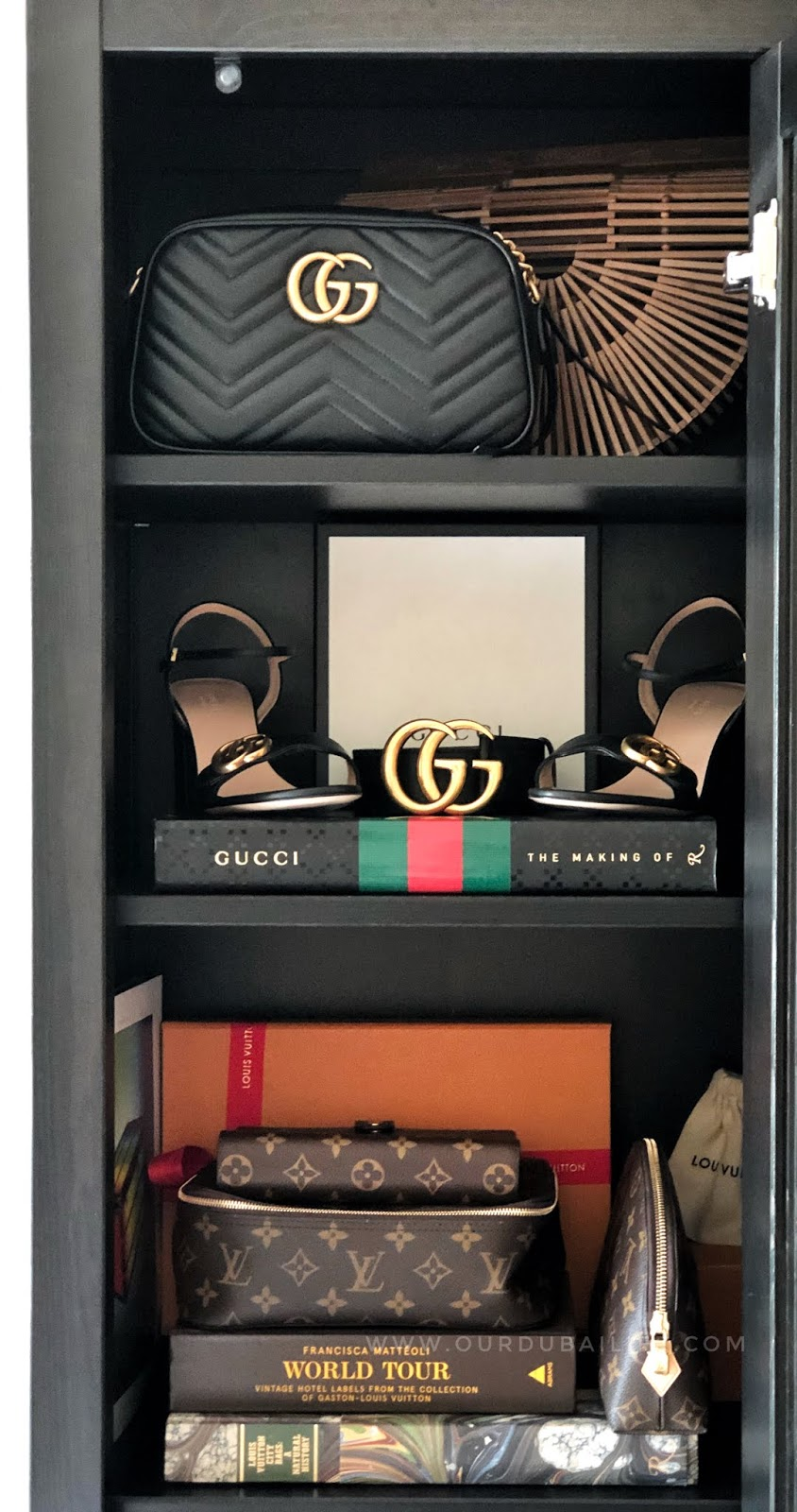 Birthday GUCCI MARMONT Reveal @ www.ourdubailife.com