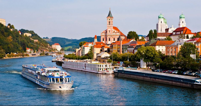 See the world by boat on one of the year's best river cruises