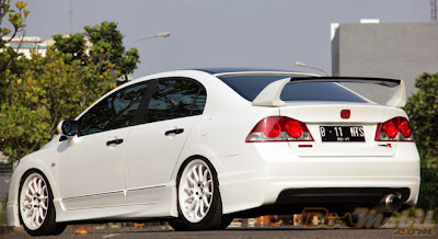 honda civic modif sport