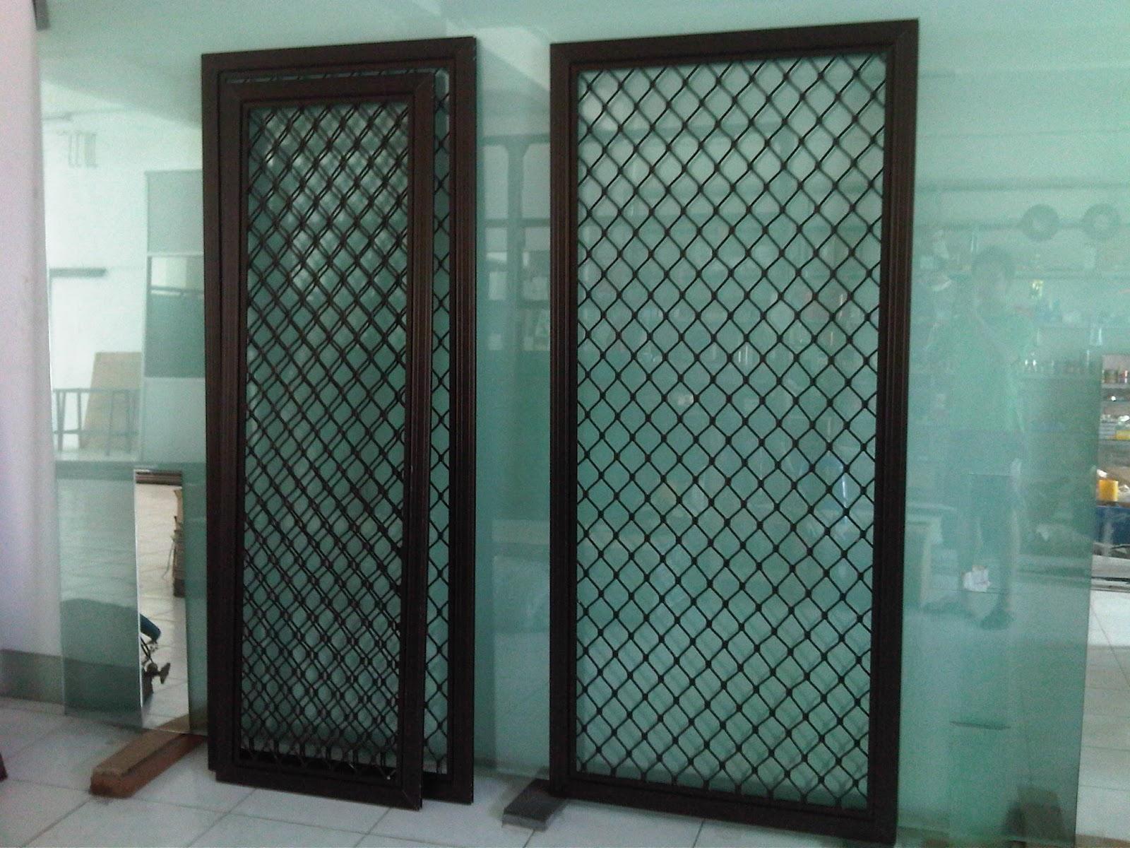 Pintu Nyamuk Aluminium Balikpapan | CV. Rifqi Putra ...