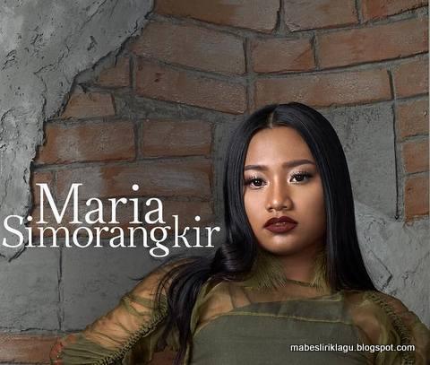 Maria Simorangkir - Yakin Bahagia Lirik